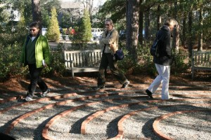 Cover photo for Creating Sacred Spaces,  June 1st, 9:30am-3pm, Cape Fear Botanical Garden