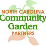 NCCGP Logo - a sweet potato plant