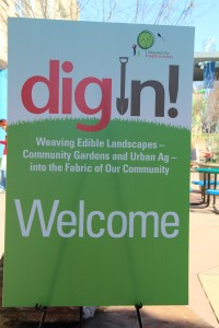Banner for Dig In Event