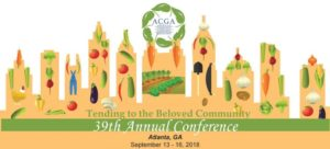 Graphic ACGA Conference